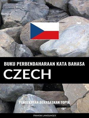 cover image of Buku Perbendaharaan Kata Bahasa Czech