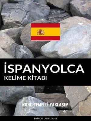 cover image of İspanyolca Kelime Kitabı