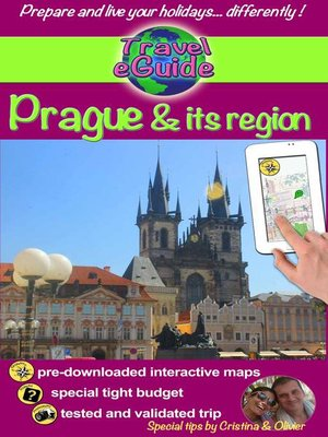 cover image of Travel eGuide: Prague & its region