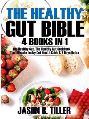 cover image of The Healthy Gut Bible 4 Books in 1
