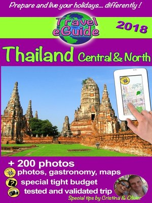 cover image of Travel eGuide: Thailand Central & North