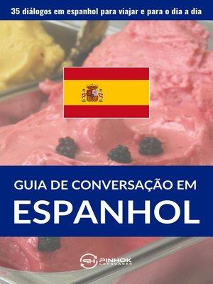 cover image of Guia de conversação em espanhol