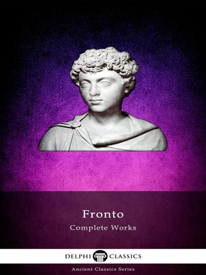 cover image of Delphi Complete Works of Fronto (Illustrated)