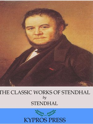 cover image of The Classic Works of Stendhal