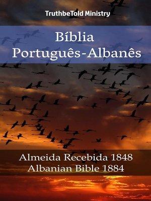 cover image of Bíblia Português-Albanês