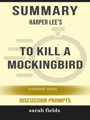 cover image of Summary: Harper Lee's To Kill a Mockingbird