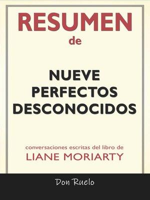 cover image of Resumen de Nueve Perfectos Desconocidos