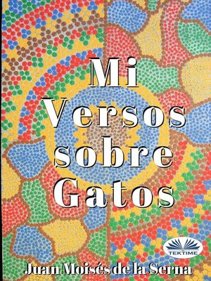 cover image of Mis Versos Sobre Gatos