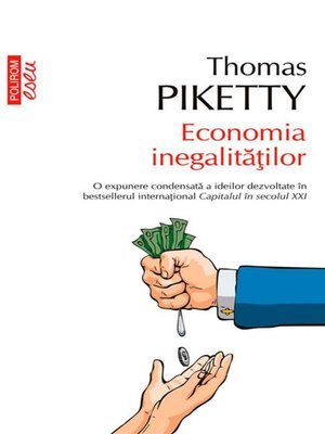 cover image of Economia inegalităților