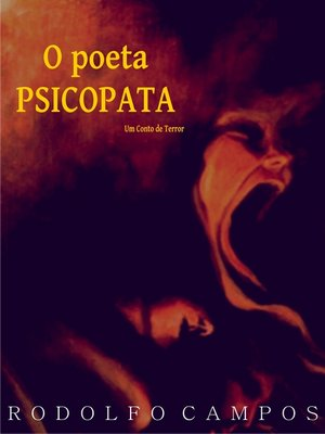 cover image of O poeta psicopata