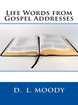 cover image of Life Words from Gospel Addresses