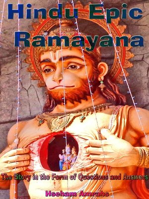 cover image of Hindu Epic Ramayana