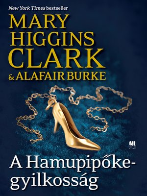 cover image of A Hamupipőke-gyilkosság