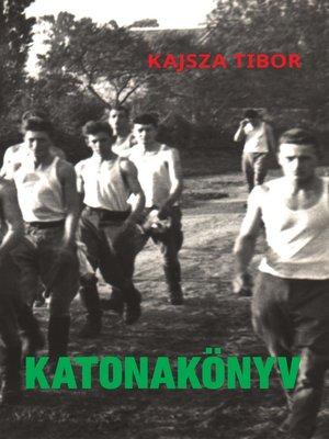 cover image of Katonakönyv