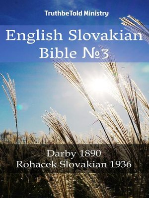 cover image of English Slovakian Bible №3