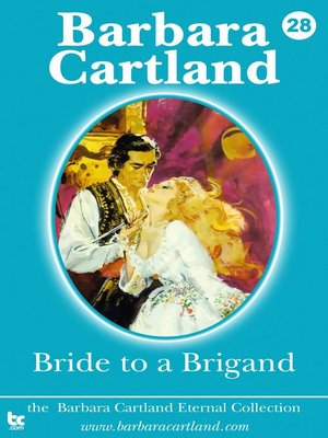 cover image of Bride to a Brigand