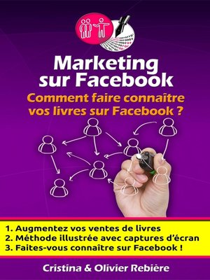 cover image of Marketing sur Facebook