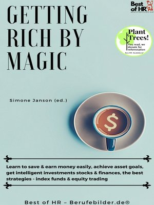 cover image of Getting Rich by Magic