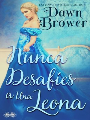 cover image of Nunca Desafíen a Una Leona