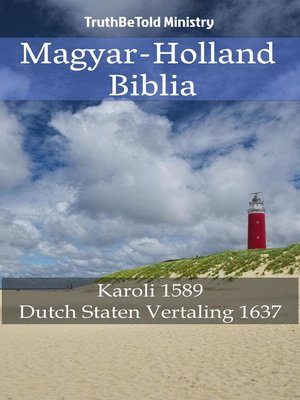 cover image of Magyar-Holland Biblia