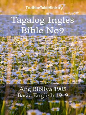 cover image of Tagalog Ingles Bible No9