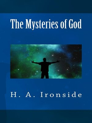 cover image of The Mysteries of God