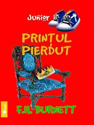 cover image of Prințul pierdut
