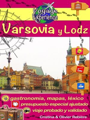 cover image of Varsovia y Lodz