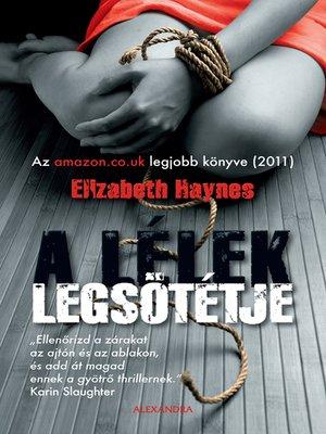 cover image of A lélek legsötétje
