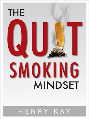 cover image of The Quit Smoking Mindset