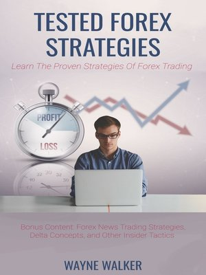 cover image of Tested Forex Strategies