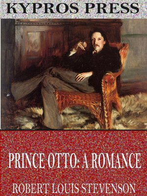 cover image of Prince Otto: A Romance
