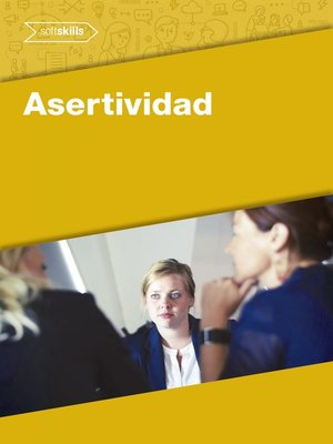 cover image of Asertividad