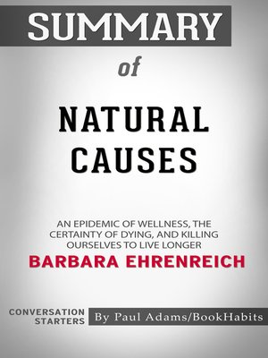 cover image of Summary of Natural Causes