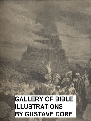 cover image of Gallery of Bible Illustrations