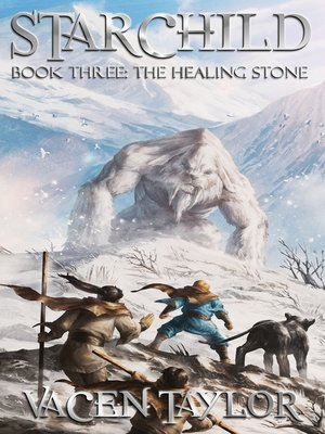 cover image of The Healing Stone