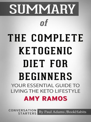 cover image of Summary of the Complete Ketogenic Diet for Beginners