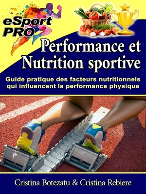 cover image of Performance et nutrition sportive