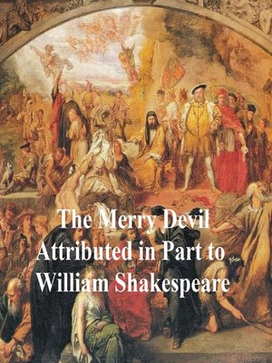 cover image of The Merry Devil of Edmonton, Shakespeare Apocrypha