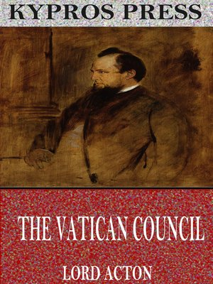cover image of The Vatican Council