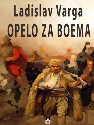 cover image of OPELO ZA BOEMA