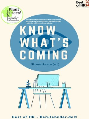 cover image of Know What's Coming