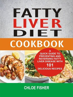 cover image of Fatty Liver Diet Cookbook