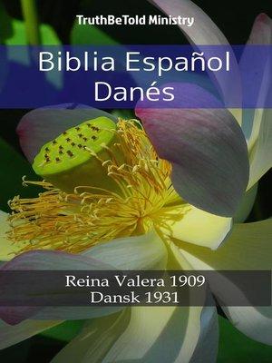 cover image of Biblia Español Danés