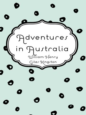 cover image of Adventures in Australia