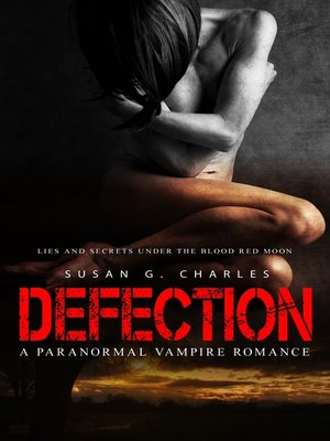 cover image of Defection: Lies and Secrets Under the Red Moon