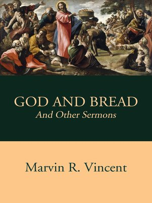 cover image of God and Bread