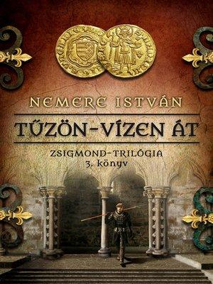 cover image of Tűzön-vízen át