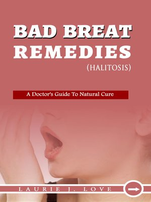 cover image of Bad Breath Remedies