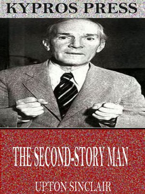 cover image of The Second-Story Man